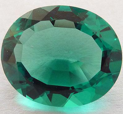 Gilson emerald 4.20 carats